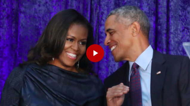 InStyle: Barack & Michelle Obama Joked About Quarantining Together on Her New Podcast
