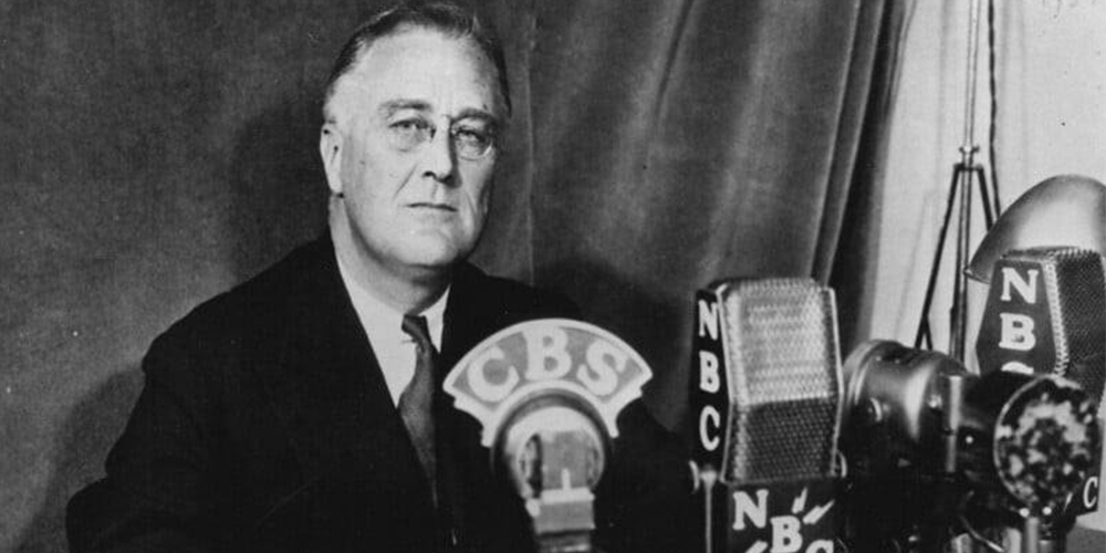The Resistance & Me: Biden Deploys FDR's Winning Message – Help Is on the Way