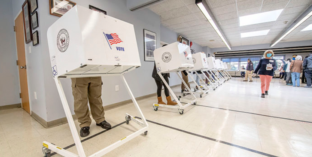 SagHarborExpress: Election 2020 Saw Record-Setting Turnout In Suffolk