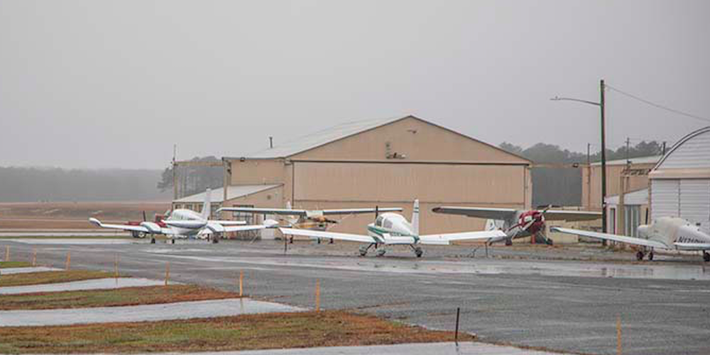 Dan's Paper: Is Change in The Air at East Hampton Airport?