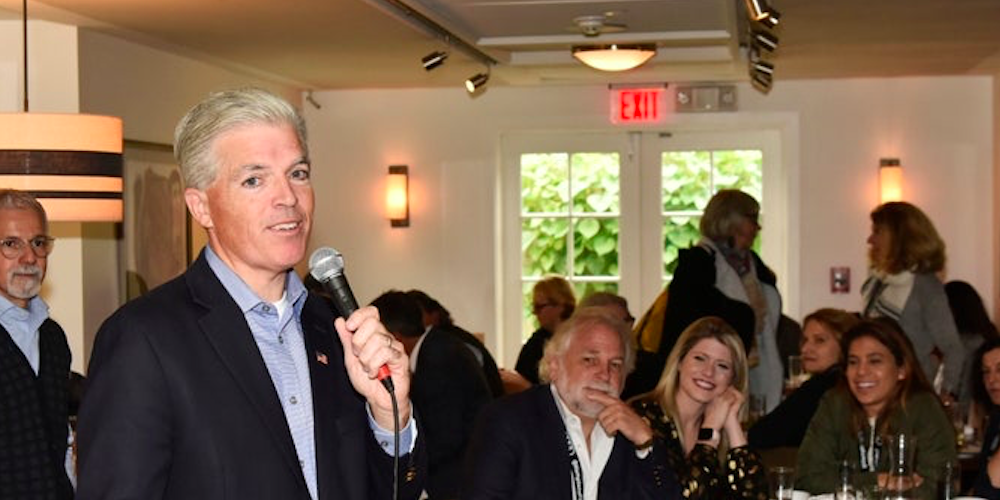 Patch.com: Steve Bellone Calls For President Trump's Impeachment Or Removal