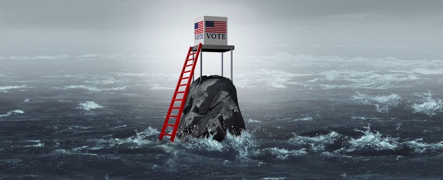 """The Resistance & Me: """"If we don't have the vote, we don't have democracy."""" – Part II"""
